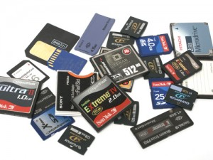 Demystifying Data – Memory Card Edition