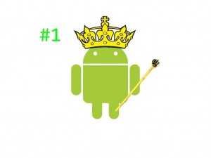 Android Places #1 Selling Platform in the US for Quarter 2