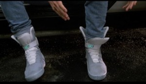 Nike To Be Heading Back To The Future?