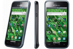 """Bell to be Getting Samsung Galaxy S """"Vibrant"""""""