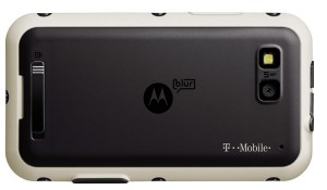 Motorola New Android Rugged Defy Hitting T-Mobile This Holiday Season