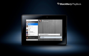 Rim Finally Unveils their Tablet – Playbook!!