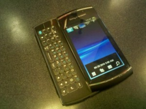 Sony Ericsson Vivaz Shows Up At Rogers Today