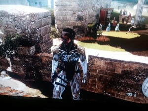 Metal Gears Raiden In Assassins Creed Brotherhood?