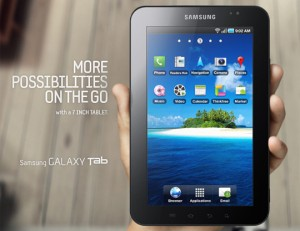 Samsung Galaxy Tab coming to Rogers as Soon as Friday November 5th?