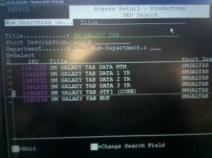Samsung Galaxy Tab Hitting Rogers Shelves as soon As Tomorrow