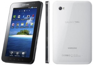 Rogers Begins Offering Samsung Galaxy Tab in White