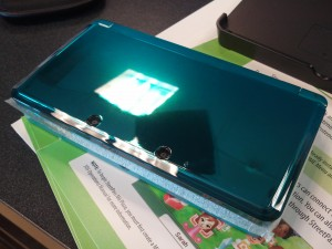 Nintendo 3DS Has Landed – First Hands On/Unboxing