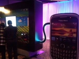 Blackberry Playbook Launch Party