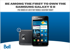 Pre-order the Samsung Galaxy S II at BestBuy Mobile NOW!!