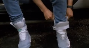Nike to be releasing Back to the Future Shoes?