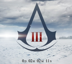 Assassin's Creed III Details Countdown!! **UPDATED**