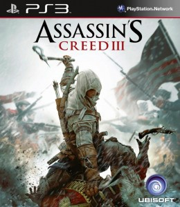 Assassin's Creed III Official Boxart Revealed/GameInformer Reveals April Cover!