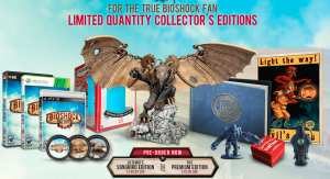 Bioshock Infinite Collectors Editions Announced!